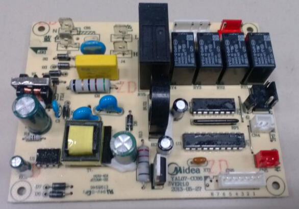 油烟机电源板
